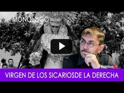 Embedded thumbnail for Video: #EnLaFrontera294 - Monólogo - Virgen de los Sicarios de la Derecha