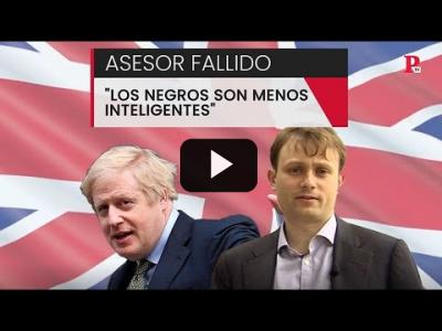 "Embedded thumbnail for Video: Asesor fallido: ""los negros son menos inteligentes"""