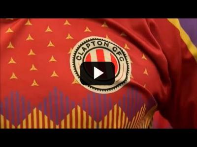 Embedded thumbnail for Video: Un equipo de fútbol inglés homenajea con su camiseta a las Brigadas Internacionales y a la R…