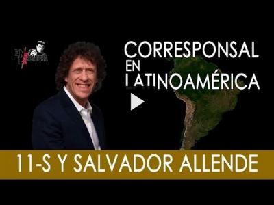 Embedded thumbnail for Video: #EnLaFrontera248 - El 11-S en Latinoamérica: el golpe contra Allende