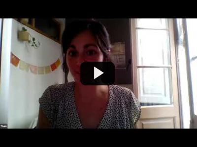 Embedded thumbnail for Video: Activismo desde una perspectiva Ecofeminista: curso online de Greenpeace y Novact. Tercera sesión.