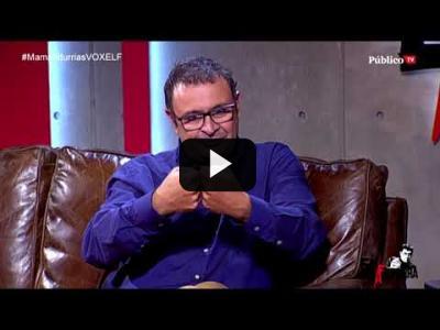 Embedded thumbnail for Video: #EnLaFrontera277 - Entrevista a Ignacio Sánchez-Cuenca
