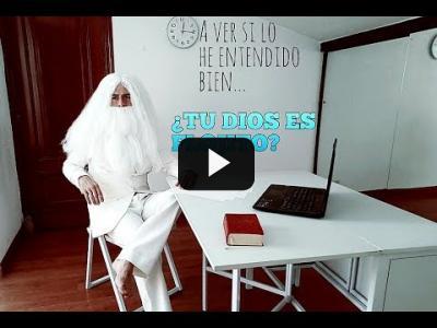 Embedded thumbnail for Video: Si tu Dios no puede defenderse de Willy Toledo él solito, es que te has buscado un Dios FLOJITO.