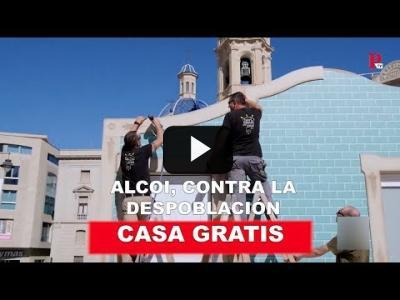 Embedded thumbnail for Video: Alcoy, contra la despoblación