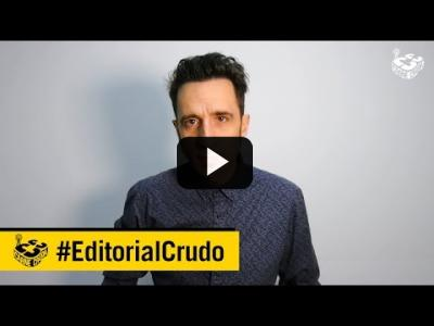 "Embedded thumbnail for Video: ""El monopolio de la violencia del Estado contra la calle catalana"" #EditorialCrudo 