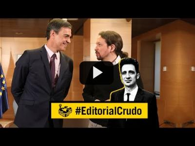 "Embedded thumbnail for Video: ""El Gobierno de coalición nos da una de cal y otra de arena"" 