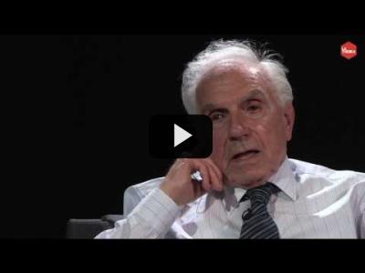 Embedded thumbnail for Video: Otra Vuelta de Tuerka - Pablo Iglesias con Mario Tronti (programa completo)