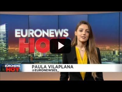 Embedded thumbnail for Video: Euronews Hoy | Las noticias del viernes 22 de marzo de 2019