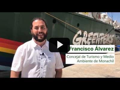 Embedded thumbnail for Video: #EnMarchaPorElClima: personas que luchan contra el cambio climático