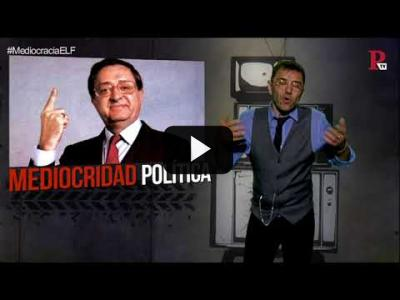 Embedded thumbnail for Video: #EnLaFrontera243 - La mediocridad invade la política española
