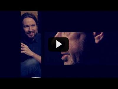 Embedded thumbnail for Video: Otra Vuelta de Tuerka - Pablo Iglesias con Paul Manson