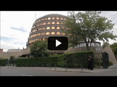 Embedded thumbnail for Video: El Constitucional frena al Govern